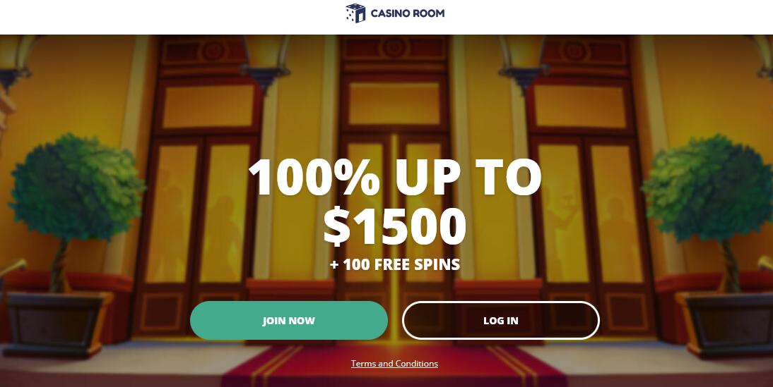 CasinoRoom Welcome Bonus