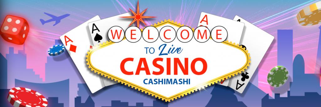 Welcome To CashiMashi