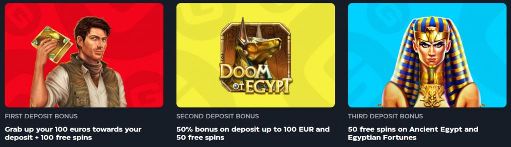 Gslot Bonus Deposit Offers