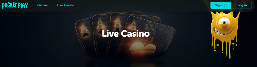 Pocket Play Live Casino
