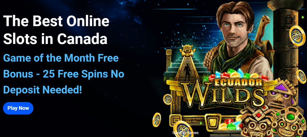 Spin247 Casino Game of the Month Free Spins No Deposit Needed