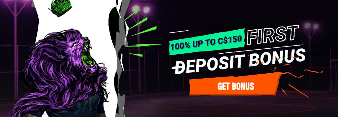 Betinia Sportsbook Bonus Offer