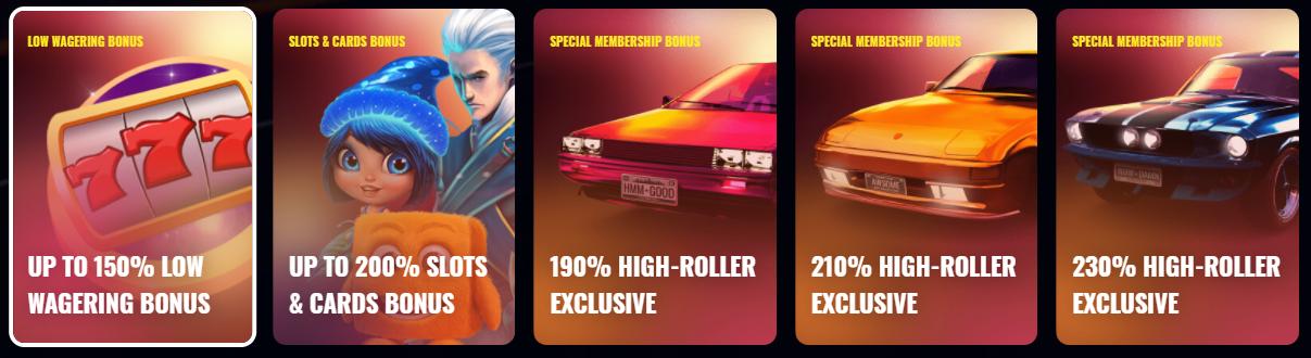 Highway Casino Promotions