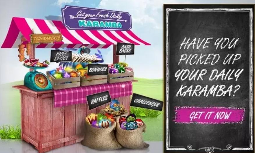 Karamba Bonus Code Offers