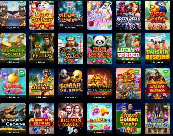 New Slot Games Deposit-Free Demo Versions