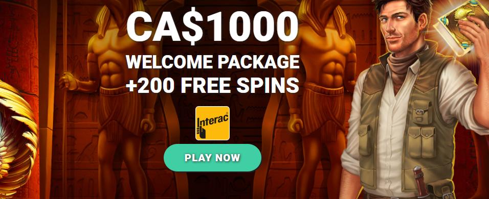 Slotanza Casino First Deposit Bonus