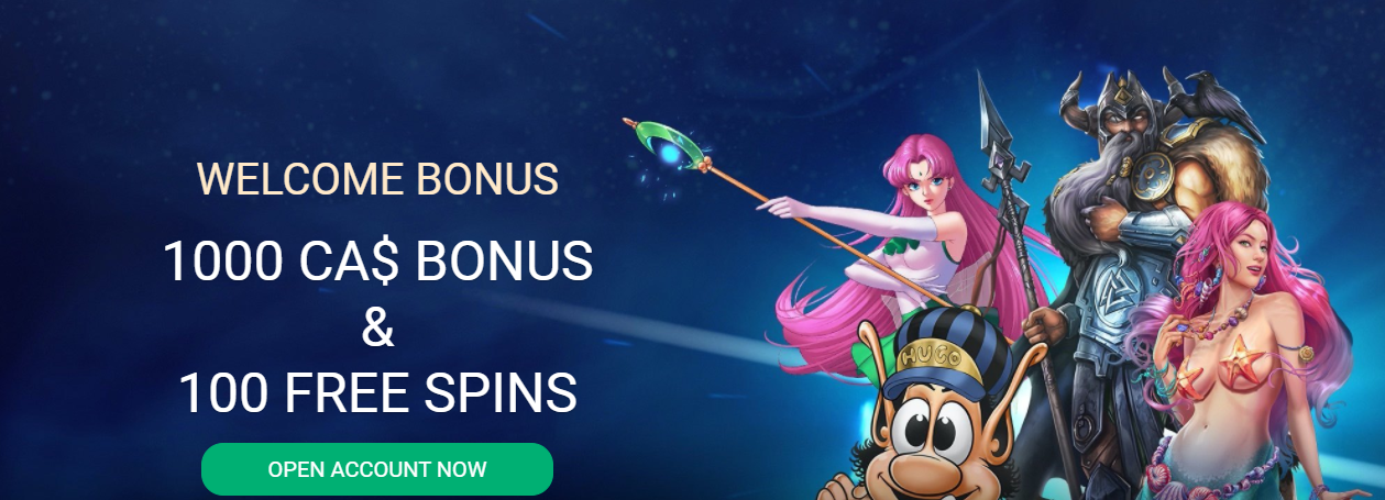 Stakes Casino Welcome Bonus