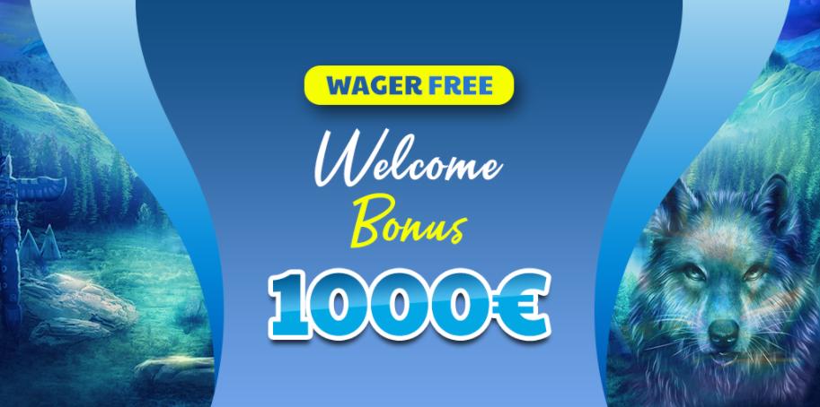 Wolfy Casino Real Money No Wager Bonus