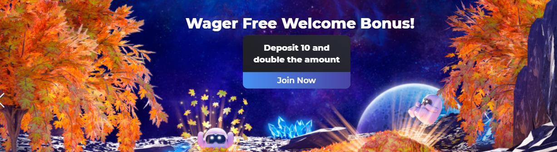 BetItAll Casino Welcome Bonus