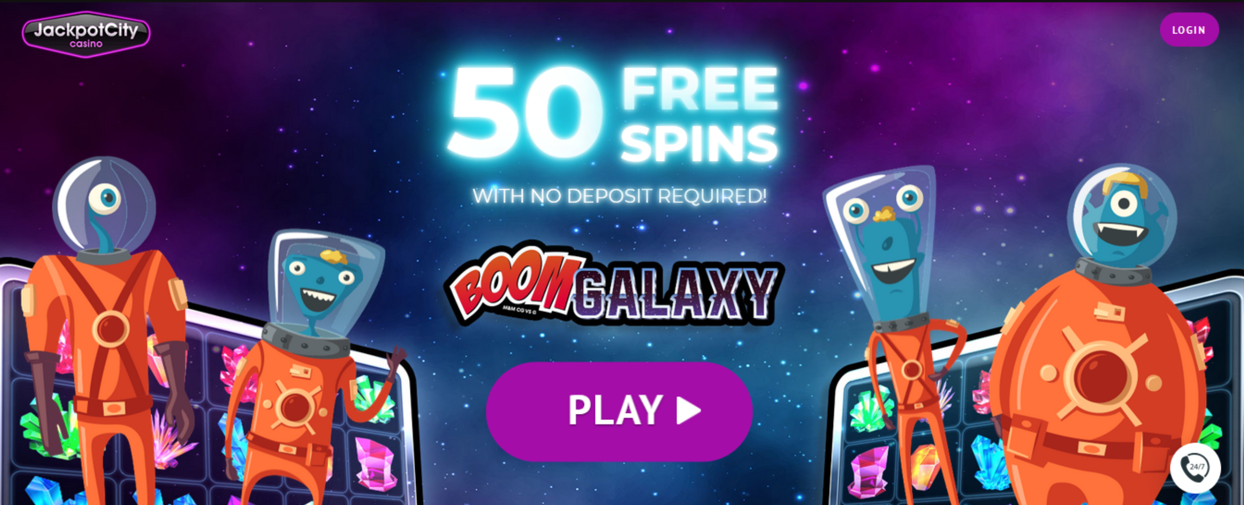 No Deposit Bonus Canada - Jackpot City Casino