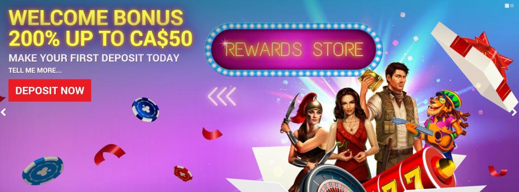 BritainBet Casino Welcome Bonus